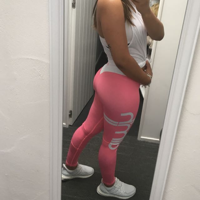 Pink Aim'n Tights