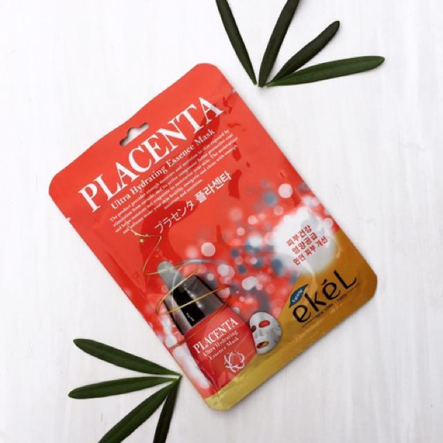 Placenta Sheet Mask
