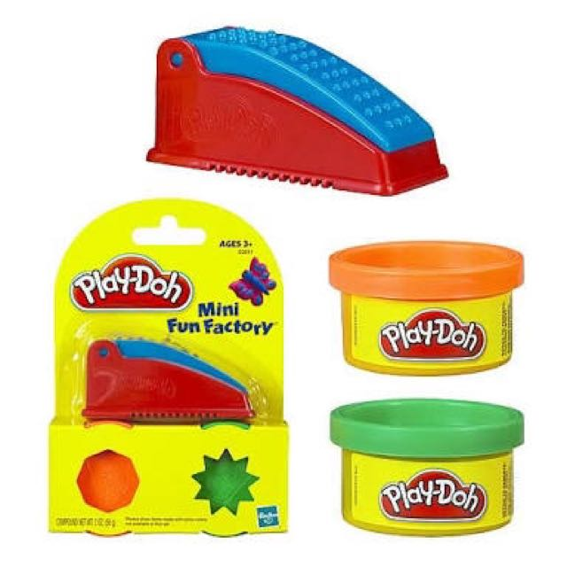 PlayDoh Mini Fun Factory