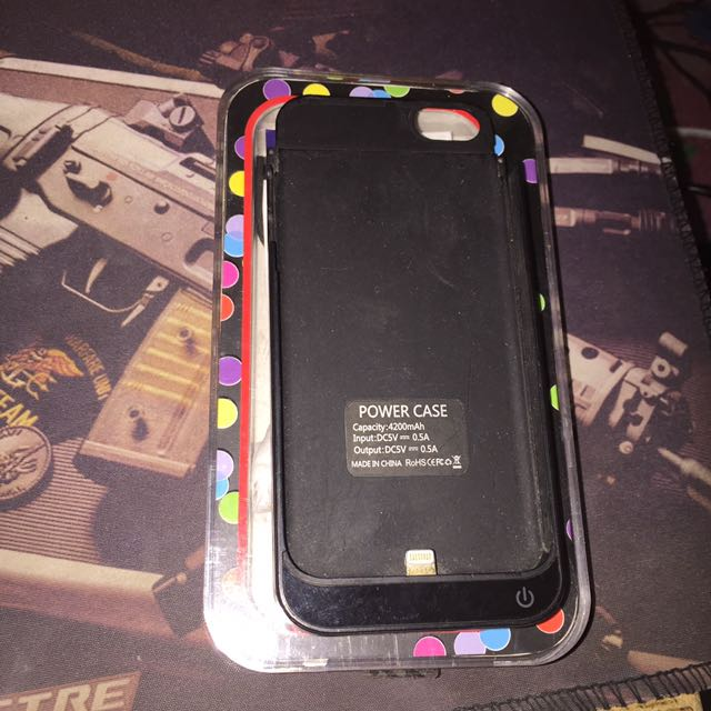 Power Case Iphone 5