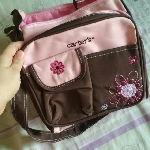 Preloved Diaper Bag