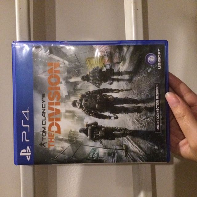 PS4 The Division (Online & PS+)