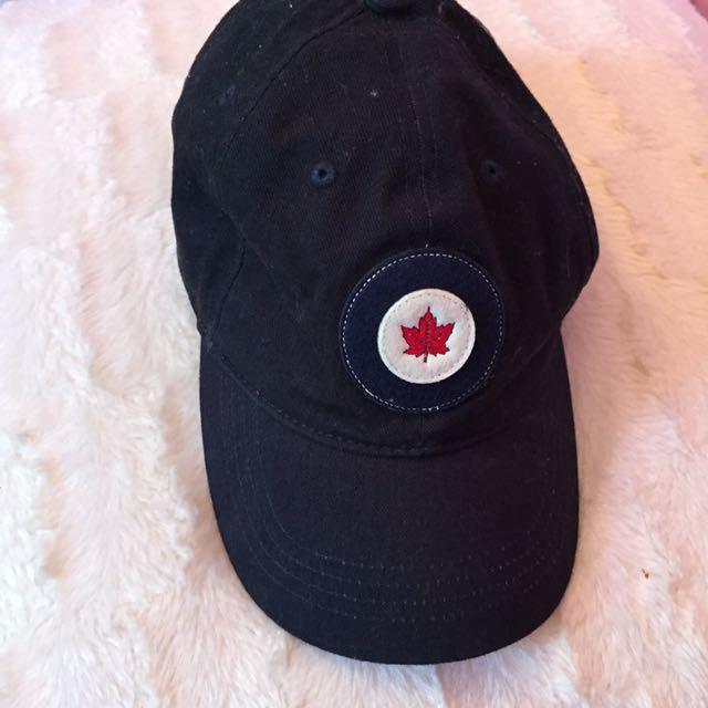 Red Canoe Brand Baseball Cap