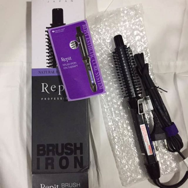 REPIT BRUSH IRON