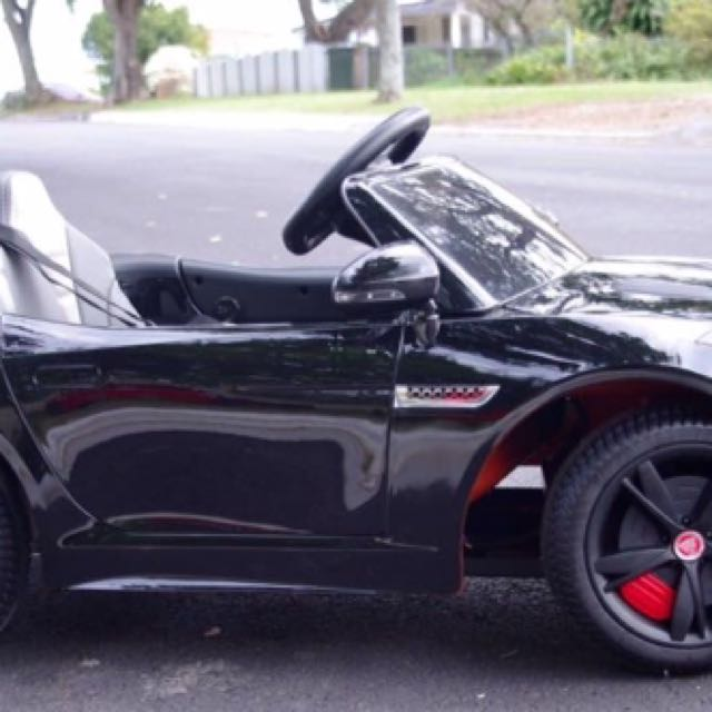 Ride On Jaguar