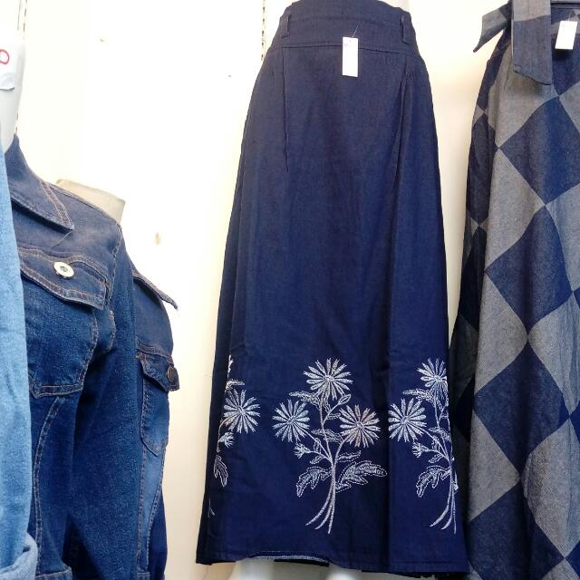 Rok Jeans (A01)