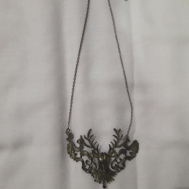SALE kalung Deer