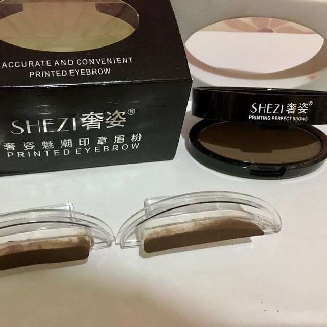 SALE! SHEZI stamp Eyebrow