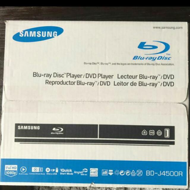 Samsung Blu-ray Player BD-J4500