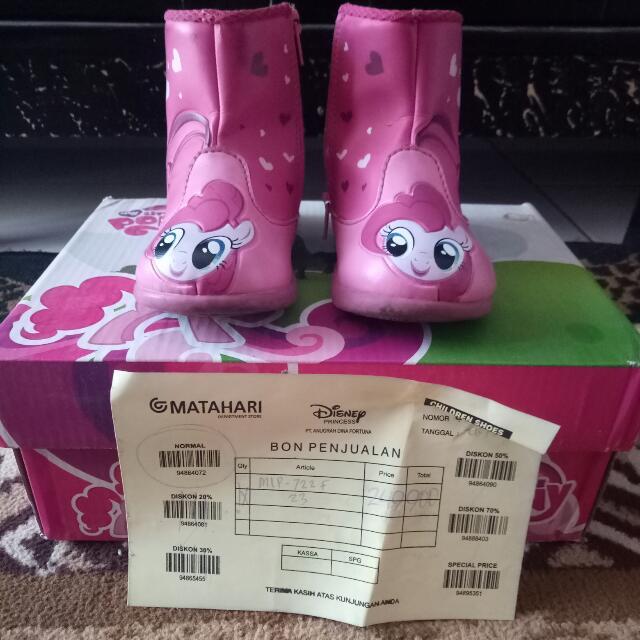 Sepatu Boots Anak