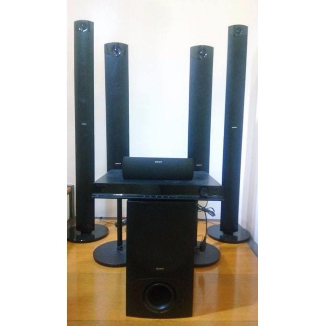 SONY DAV DZ840K Home Theater System