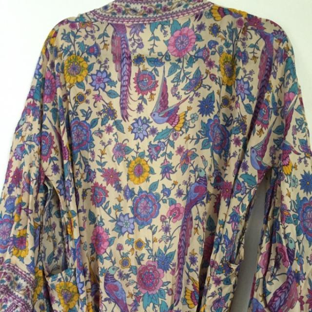 Spell Lovebird Kimono
