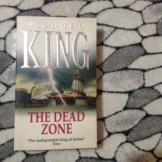 Stephen King (The Dead Zone)