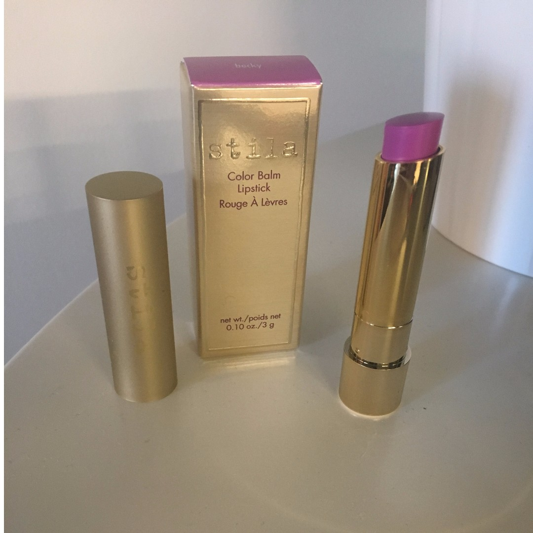 Stila Color Balm Lipstick