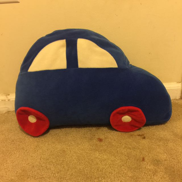 Stuffed Toy Car