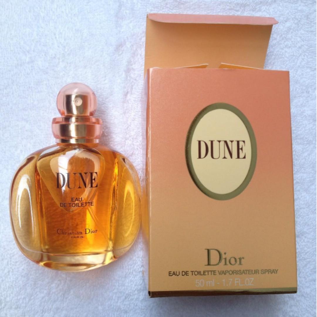 Super sale!♥ Authentic Christian Dior eau de toilette