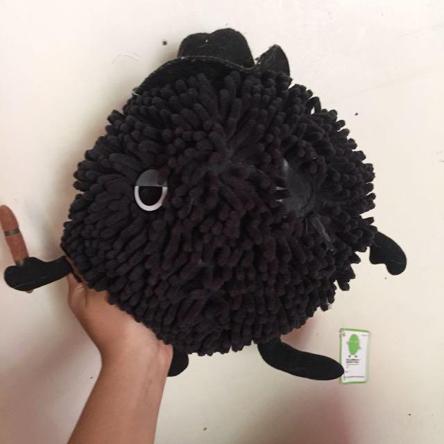 Suumo Stuffed Toy From Japan