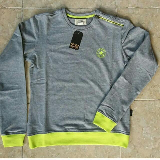 Sweater Converse Women Neonpop
