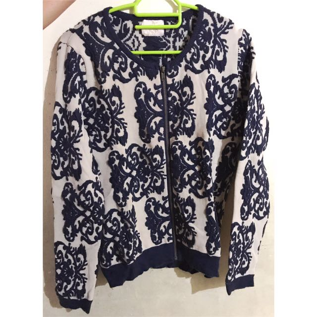 Sweater Knit Tebel Adem
