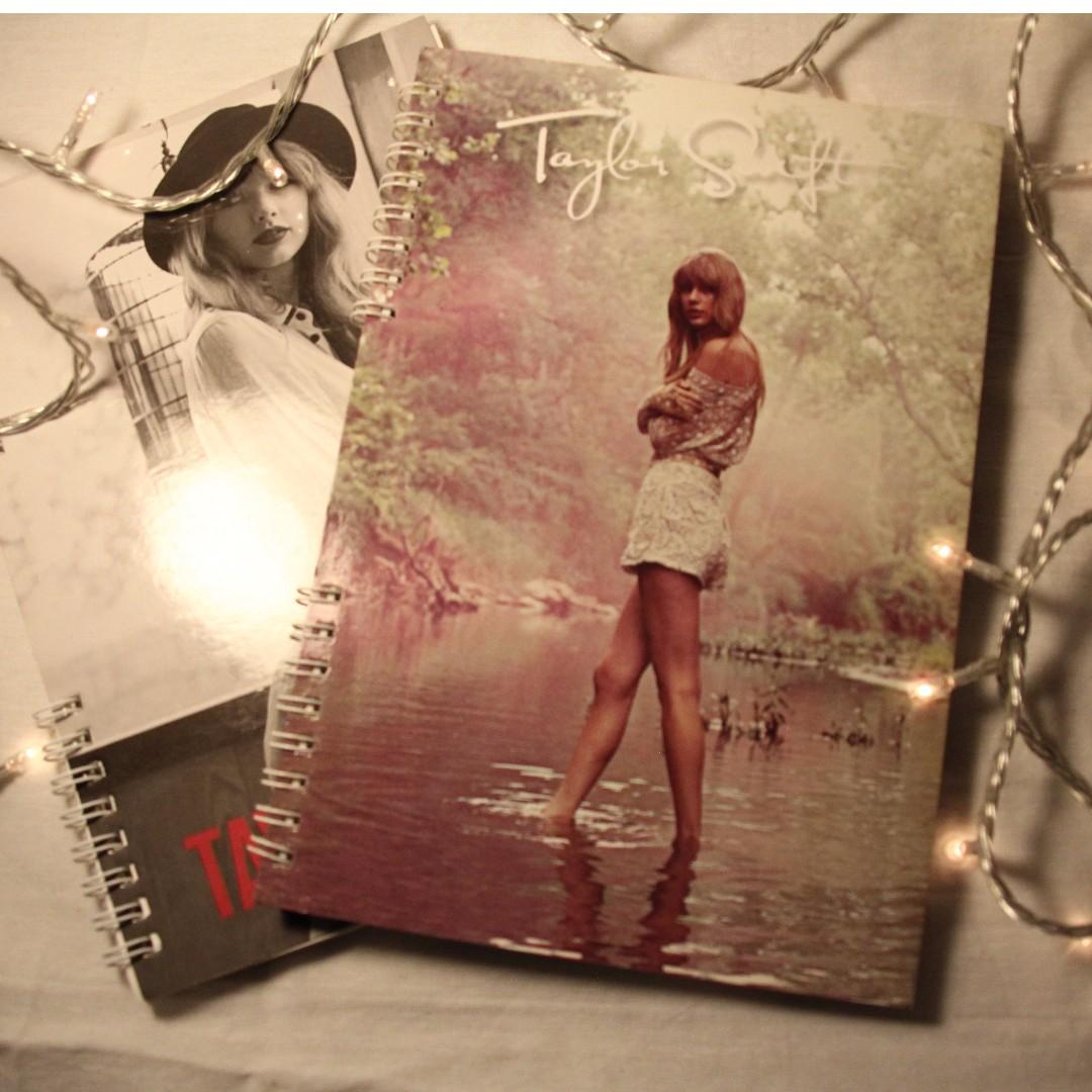 Taylor Swift Notebook