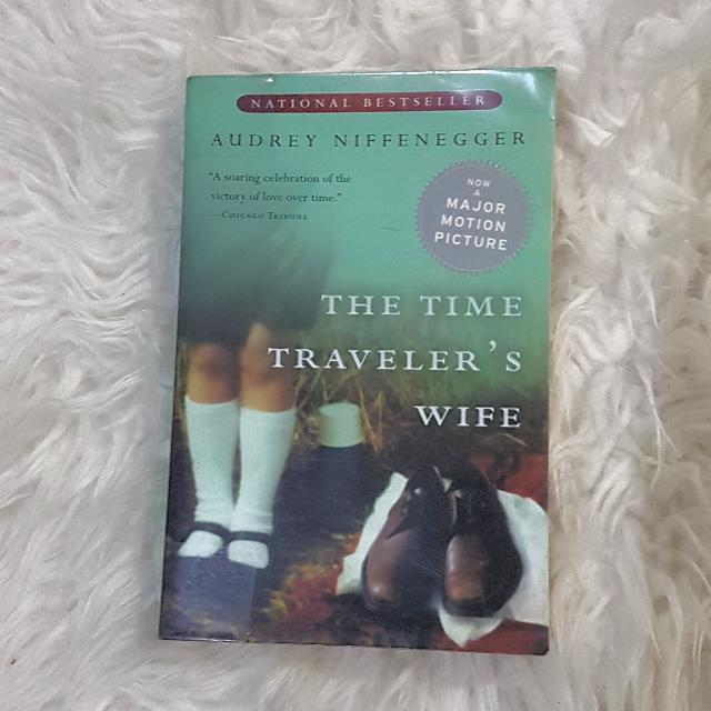 The Time Traveller's Wife By Audrey Niffeneger