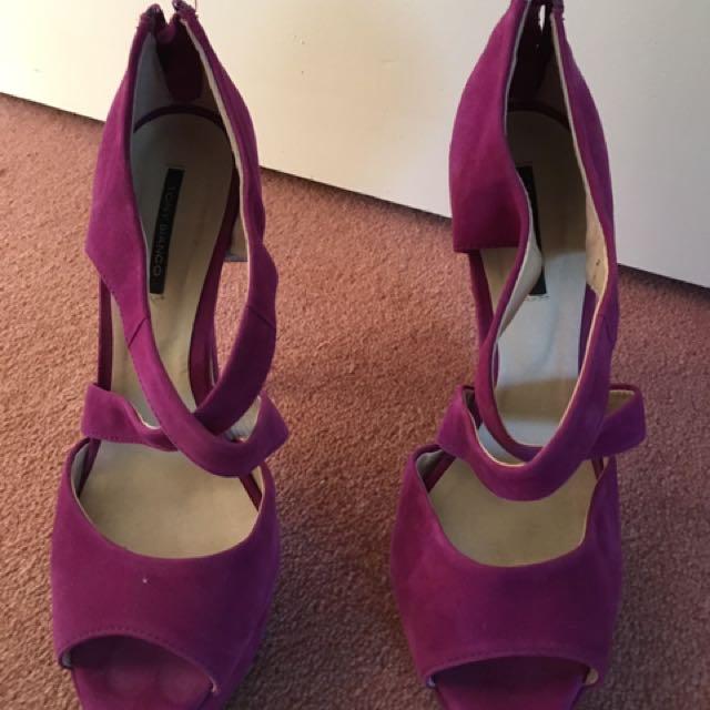 Tony Bianco Heels Size 9