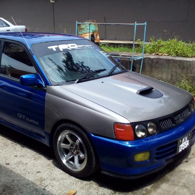 Toyota Starlet Gt Turbo Cars Cars For Sale On Carousell