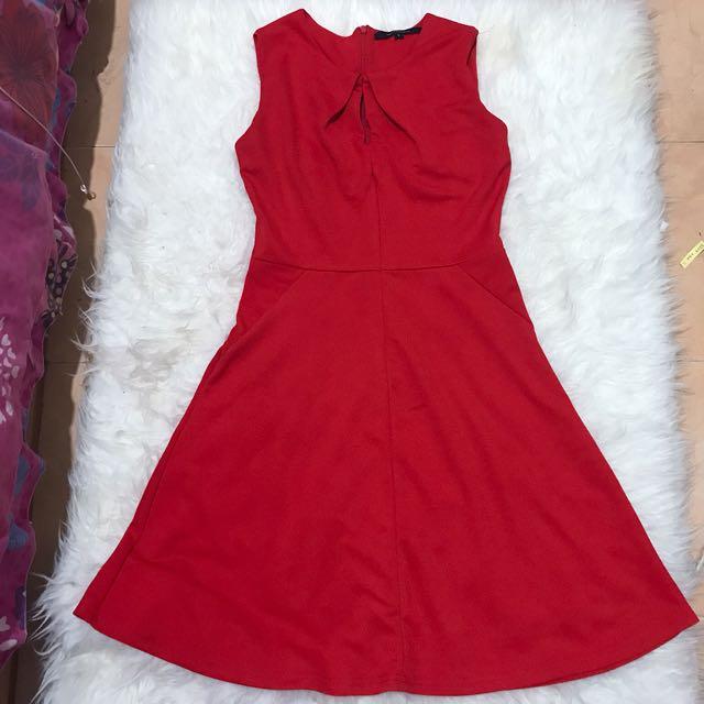 Uptown Girl Dress / Dress Branded Uptown Girl