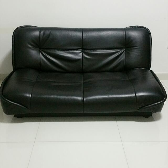 Van Sofa Foldable Seat For Commercial Vehicle Mini Sofa Bed