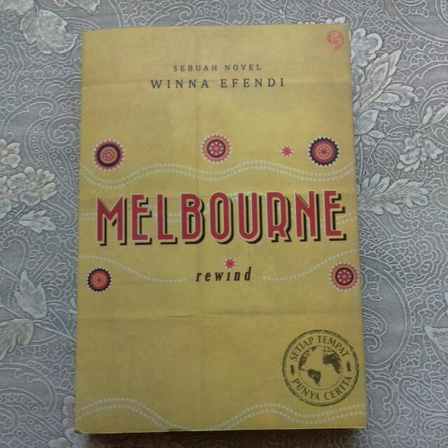 Winna Efendi: Melbourne