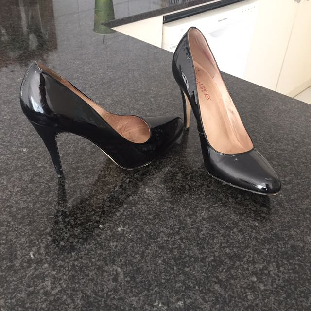Wittner Patent Leather Pumps