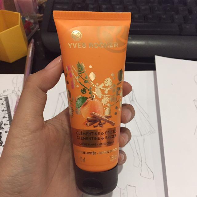 Yves Rocher Hand Cream 60%