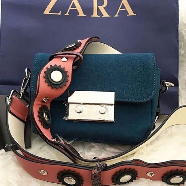 Zara Double Look