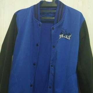 Simple Jaket Blue