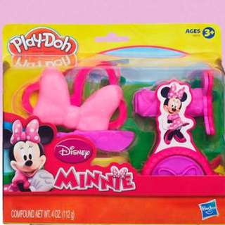 PlayDoh Minnie Mouse