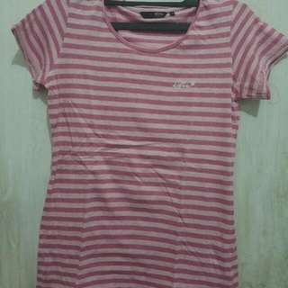 Simple T-shirt Pink