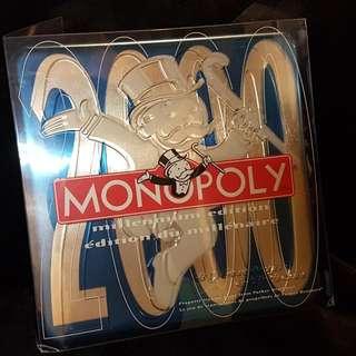 Monopoly Millennium Edition 2000
