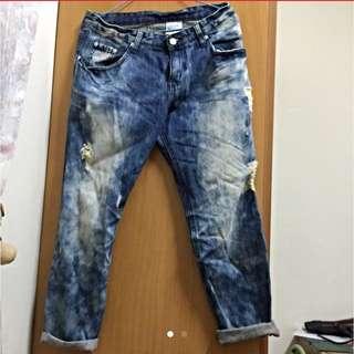 男友褲L號 #六月免購物直接送