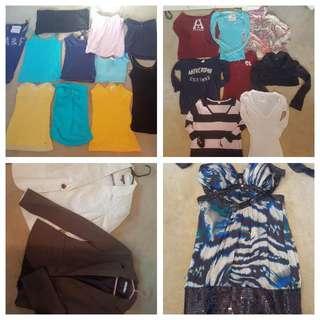 -Designer Medium Clothing in Bulk