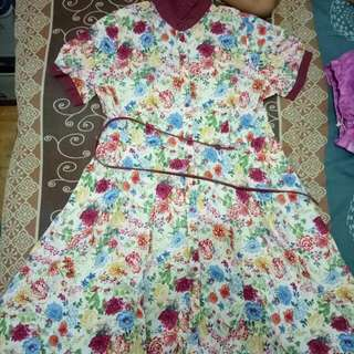 Flower Dress (brand Rodeo)