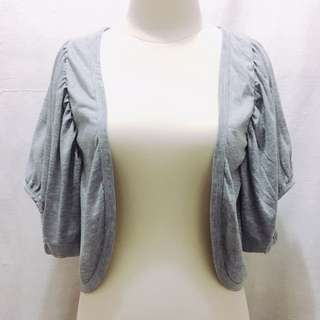 Oversized Puff Sleeve Outer
