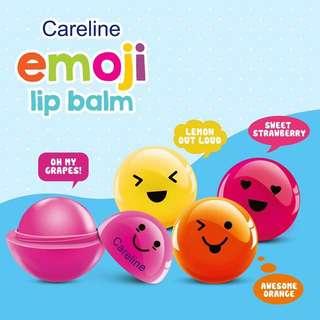 Lip Balm Emoji Careline