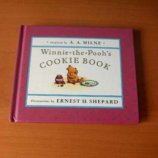 *FREE Winnie-the-Pooh's Cookie Book by Ernest H. Shepard