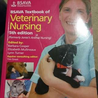 Vet Nursing Textbook