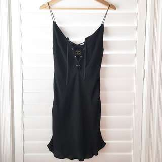 Topshop Silk Cami Dress