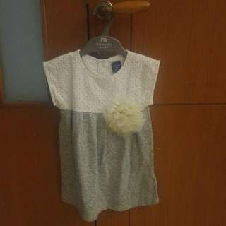 Authentic Babygap Dress For Girl 2y