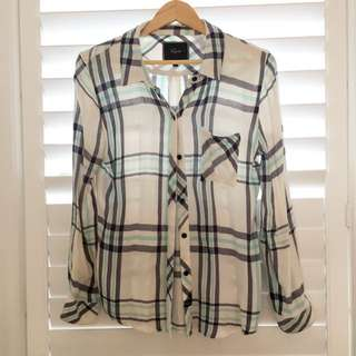 Rails Plaid Shirt.