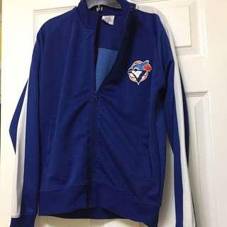 Blue Jays Varsity Sweater -Size SMALL