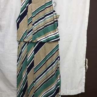 Ann Taylor Assymetrical Dress