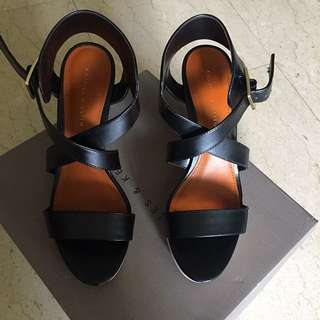 Charles & Keith Comfy Wedges Size 38